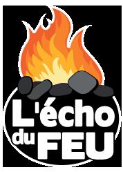 L'ÉCHO DU FEU Logo